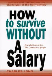 How to survive without a salary by Charles Long