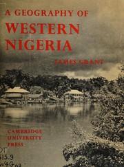 A geography of Western Nigeria.