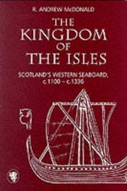 Kingdom of the isles by R. Andrew McDonald