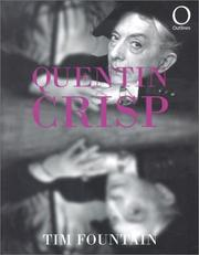 Quentin Crisp by Tim Fountain