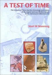 A Test of Time by Sturt W. Manning