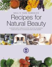 Recipes for Natural Beauty (Neal's Yard Remedies) PDF
