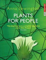 Plants for people PDF