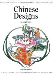 Chinese Designs (Design Source Books) PDF