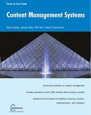 Content Management Systems (Tools of the Trade)