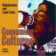 Consuming Cultures by Jeremy Seabrook