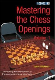 Mastering the Chess Openings PDF