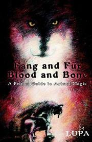 Fang and Fur, Blood and Bone PDF