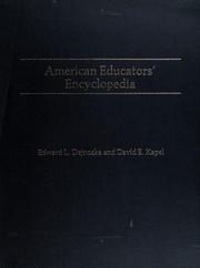 American educators encyclopedia