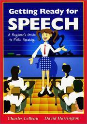 Getting Ready for Speech PDF