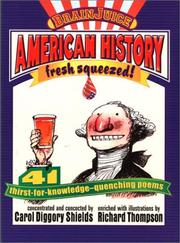 American history, fresh squeezed! PDF
