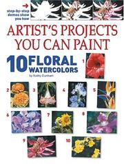 Artist's Projects You Can Paint PDF