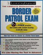 Border patrol exam.