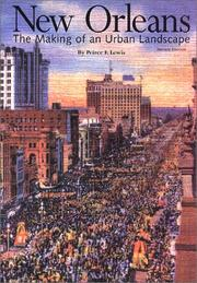 New Orleans by Peirce F. Lewis