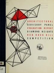 Architectural advisory panel evaluation report
