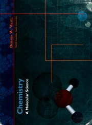 CHEMISTRY A MOLECULAR SCIENCE