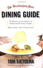 The Washington Post Dining Guide PDF