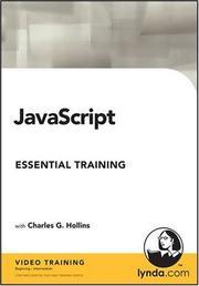 JavaScript Essential Training PDF