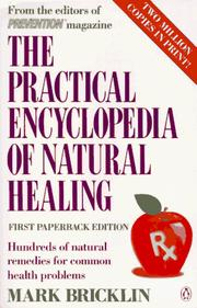 The practical encyclopedia of natural healing PDF
