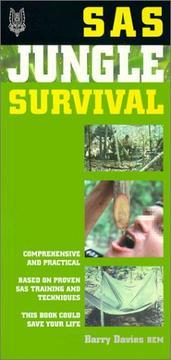 Sas Jungle Survival (SAS Survival) PDF