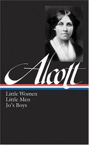 Novels by Louisa May Alcott