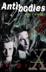 Cover of: The X-Files by Kevin J. Anderson