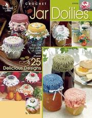 Crochet Jar Doilies by Frances Hughes