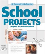 A Parent's Guide to School Projects PDF