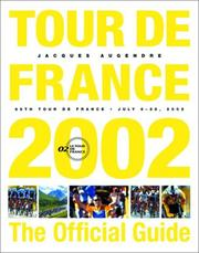 Tour De France 2002 by Jacques Augendre