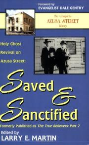 Saved and Sanctified PDF