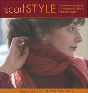 Cover of: Scarf Style by Pam Allen