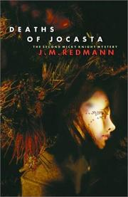 Deaths of Jocasta by J. M. Redmann
