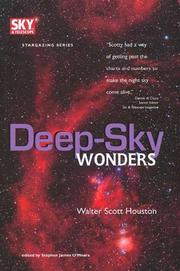 Deep-Sky Wonders (Stargazing) by Walter Scott Houston