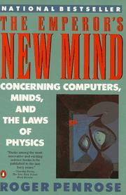 The emperor&#39;s new mind by Roger Penrose