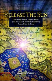 Release the sun by William Sears