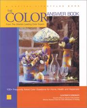 The Color Answer Book PDF