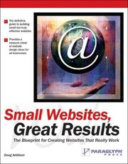 Small Websites, Great Results PDF