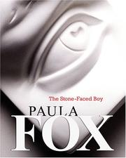 The stone-faced boy by Paula Fox
