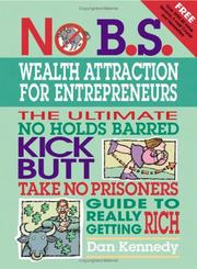 The no B.S. guide to wealth attraction for entrepreneurs PDF