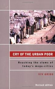 Cry of the urban poor by Viv Grigg