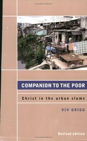 Companion to the Poor by Viv Grigg