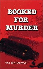Cover of: Booked for Murder by Val McDermid