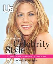 Us secrets of celebrity style PDF