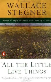 All the little live things PDF