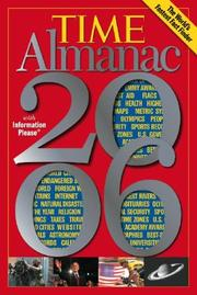 TIME Almanac with Information Please 2006 PDF