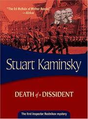 Death of a Dissident by Stuart M. Kaminsky