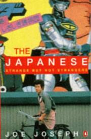 The Japanese by Joe Joseph