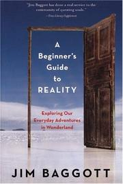 Beginner's Guide to Reality PDF