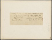 Orders for Constable Lamson to pay ℗Đ6 to Henry Dearborn for part of loan