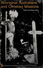 Aboriginal Australians and Christian missions